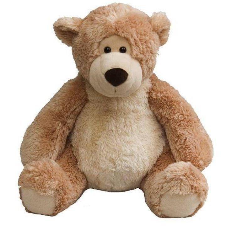 Мягкая игрушка Aurora Медведь Люблю обниматься (57 см)