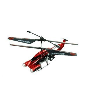 Вертолет Phantom Invader 20 см с гироскопом 3-канальный Auldey красный