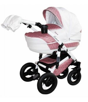 Универсальная коляска 2 в 1 Aneco Future Ecco 02
