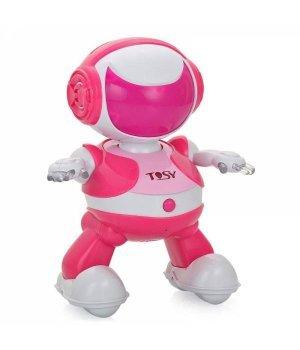 Интерактивный робот TOSY Robotics Discorobo (танцуем, рус. язык) Руби