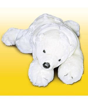 Детская игрушка Heitmann Felle Полярный медведь 63 см