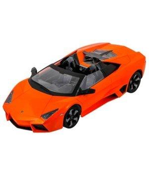 Автомобиль на радиоуправлении MZ Meizhi Lamborghini Reventon Roadster, 1:10 оранжевый