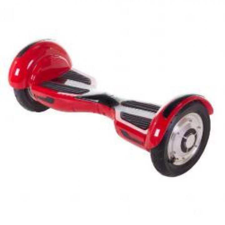 Гироскутер Smart Balance  HoverBot 10 LED Red-black