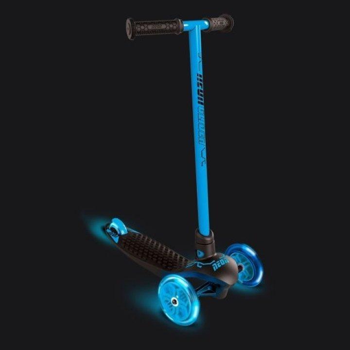 Самокат Neon Glider Синий N100964