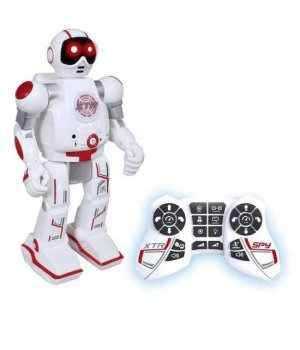 Интерактивный робот Xtrem Bots Blue Rocket Шпион (XT30038)