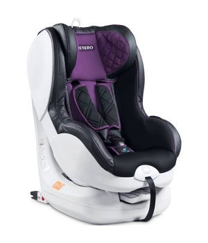 Автокресло Caretero Defender Isofix purple