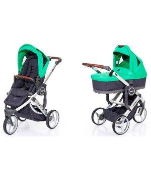 Универсальная коляска 2 в 1 ABC design Cobra Plus Grass 2016 (шасси street)