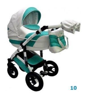 Универсальная коляска 2 в 1 Aneco Future Ecco 10