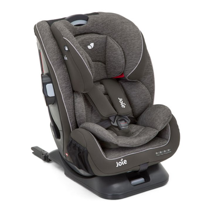 Автокресло Joie Every Stage FX Isofix Dark Pewter
