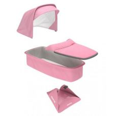 Комплект Greentom Upp Carrycot (С) PINK (Розовый)