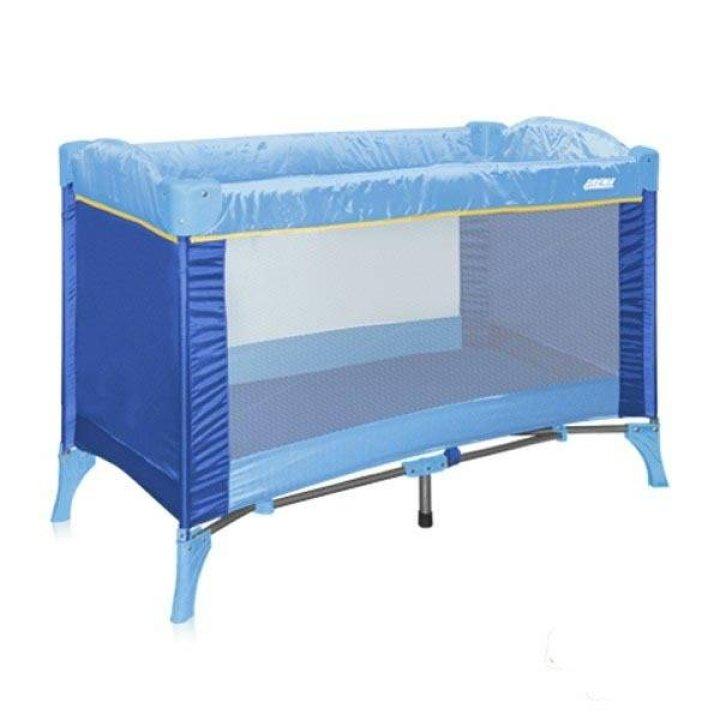 Манеж кроватка Bertoni Just4kids Arena 1 layer blue knight