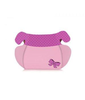 Автокресло бустер Bertoni EASY pink ribbon