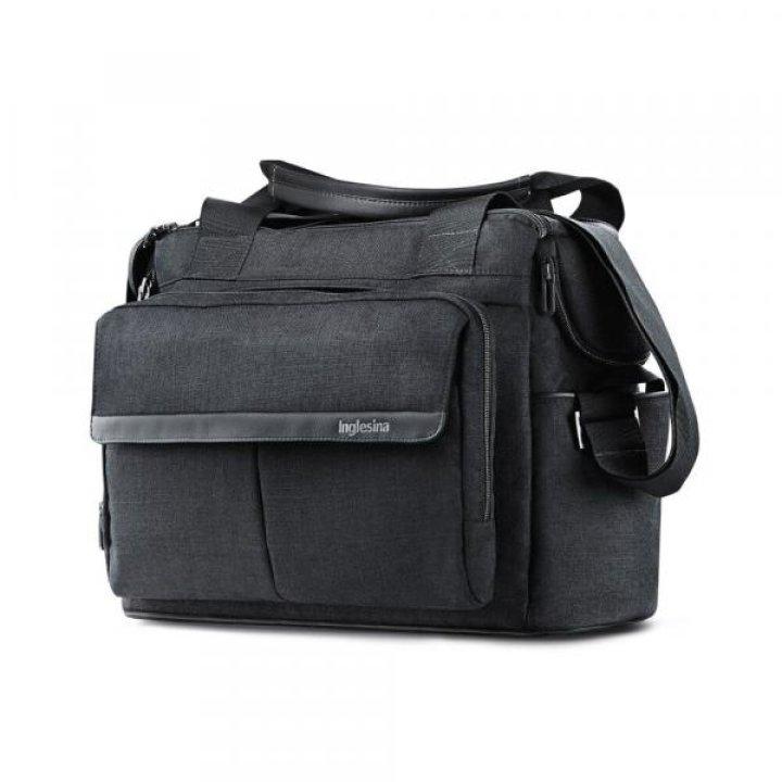 Сумка для коляски Inglesina Aptica Dual Bag Mystic black (AX91K0MYB)