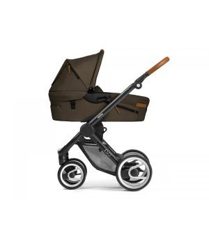 Классическая коляска Mutsy EVO Urban Nomad Dark Olive / Black Cognac