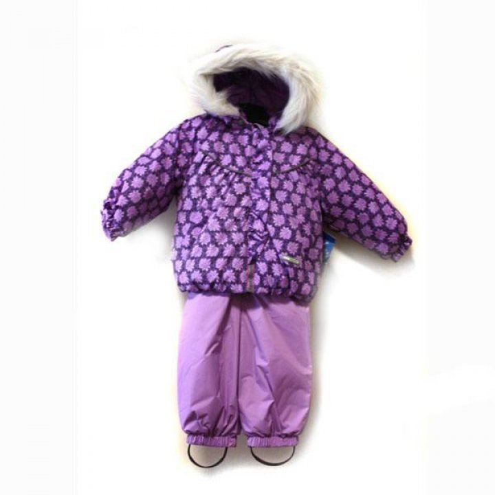 Детский комплект LENNE ROSINA размер: 74, сиреневый