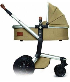Универсальная коляска 2 в 1 Joolz Day Earth Edition Camel Beige