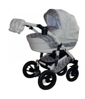 Универсальная коляска 2 в 1 Aneco Future Ecco 08