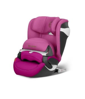 Автокресло Cybex Juno M-Fix Fancy Pink 2019
