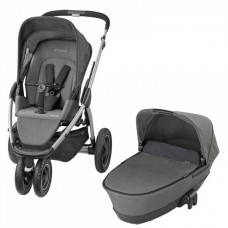 Коляска 2 в 1 Maxi Cosi Mura 3 Plus (Foldable) Concrete Grey