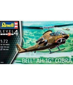Вертолёт Bell AH-1G Cobra, 1:72, Revell