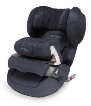 Автокресло Cybex Juno-Fix Denim by Lala Berlin