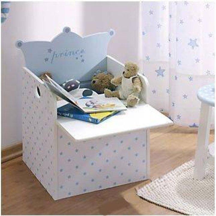 Ящик Micuna Petit Prince BA-1350 Голубой