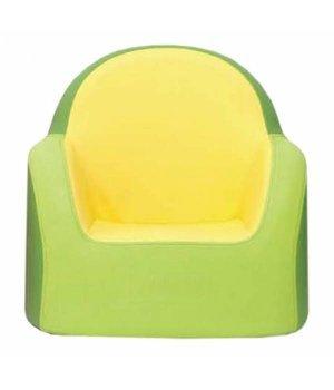 Мягкое детское кресло Dwinguler Sofa (475x485x450 мм) Lime Green