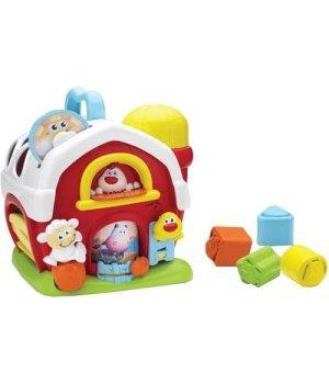 Игрушка BabyBaby Музыкальный домик Ферма
