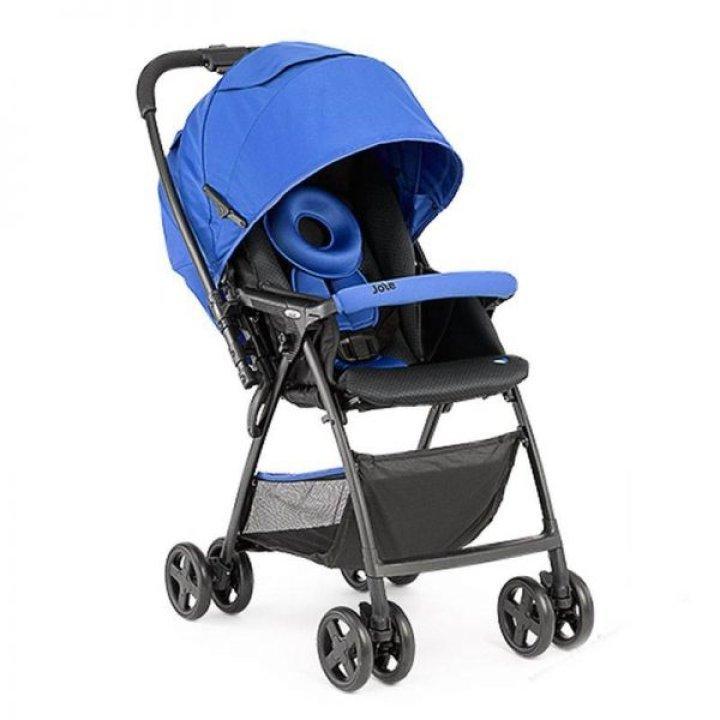 Прогулочная коляска трость Joie FLOAT Ice Blue