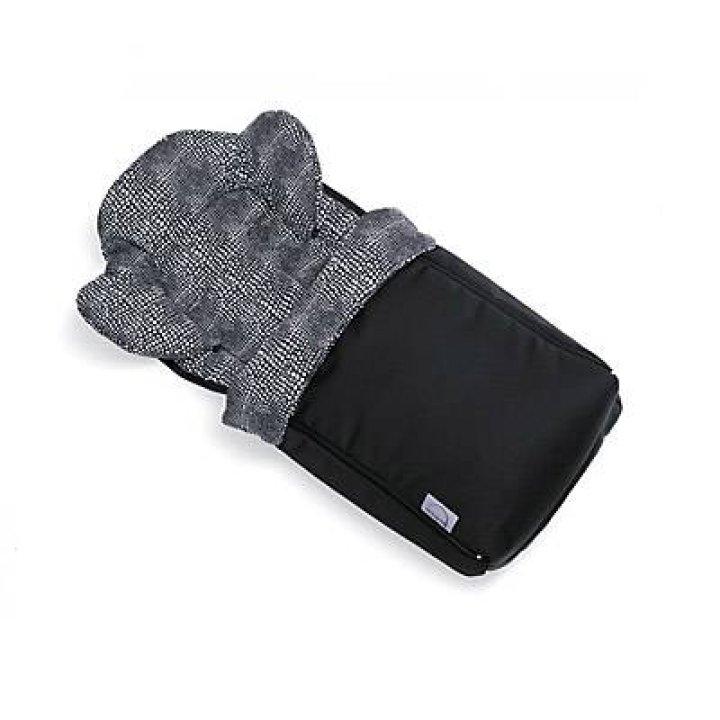 Спальный мешок Teutonia Mini Nest Черно-белая абстракция
