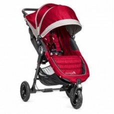 Прогулочная коляска Baby Jogger CITY MINI GT CRIMSON/GRAY