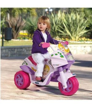 Электромобиль Peg-Perego Raider Princess (IGED 0917)