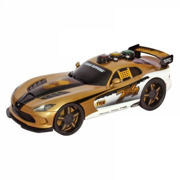 Машинка Toy State Веселые гонки со светом и звуком (33 см) Dodge Viper (33606)