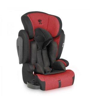 Автокресло Bertoni Omega red&black