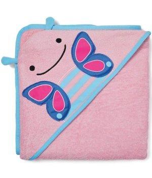 Полотенце с уголком Skip Hop Бабочка