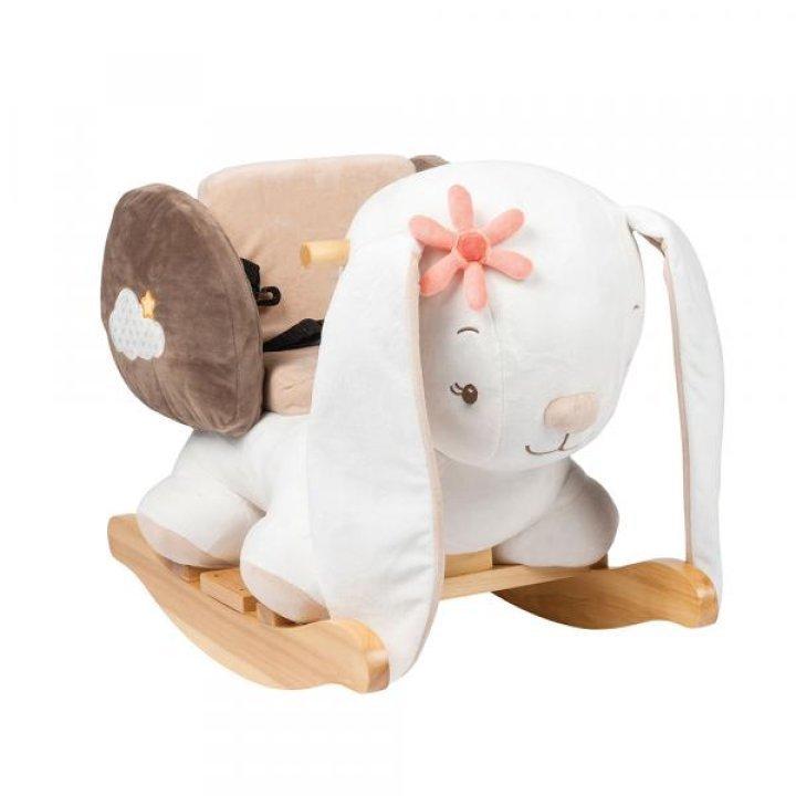 Кресло-качалка Nattou Кролик Мия