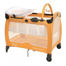 Манеж кроватка Graco Contour Electra HIDE and SEEK