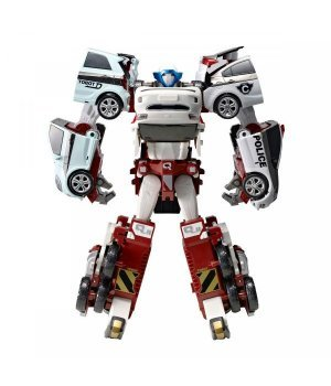 Tobot Робот-трансформер Кватран