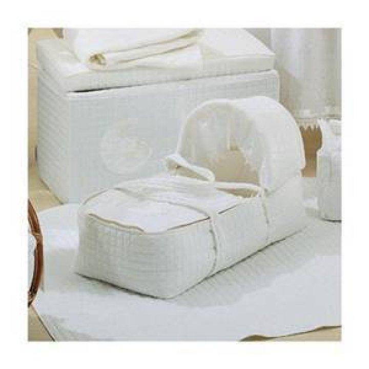 Люлька-переноска для новорожденного Ruggeri Sogni dOro Белый