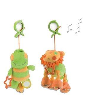 Плюшевая игрушка Jane Circus Музыкальная