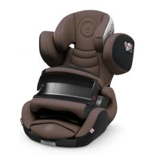 Автокресло Kiddy Phoenixfix 3 Nougat Brown 2017