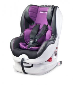 Автокресло Caretero Defender Plus Isofix Purple