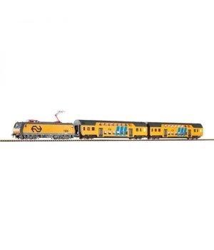 Стартовый набор модельной железной дороги Piko Пассажирский поезд
