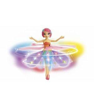 Игрушка для девочки Spin Master Flying Fairy Волшебная фея люкс со светящей юбкой
