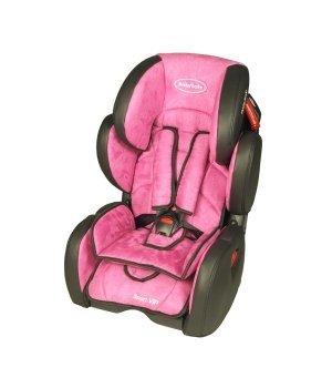 Автокресло Baby Safe Sport VIP pink