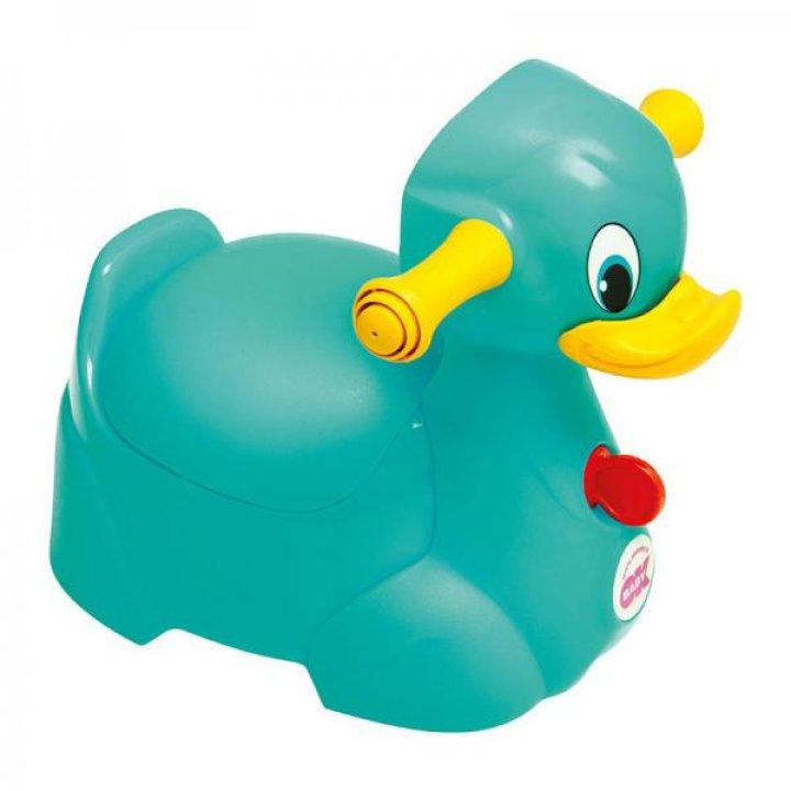 Горшок OK Baby Quack мятный