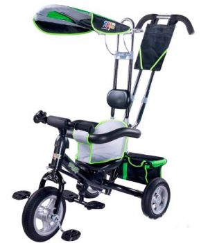 Велосипед Caretero Derby green