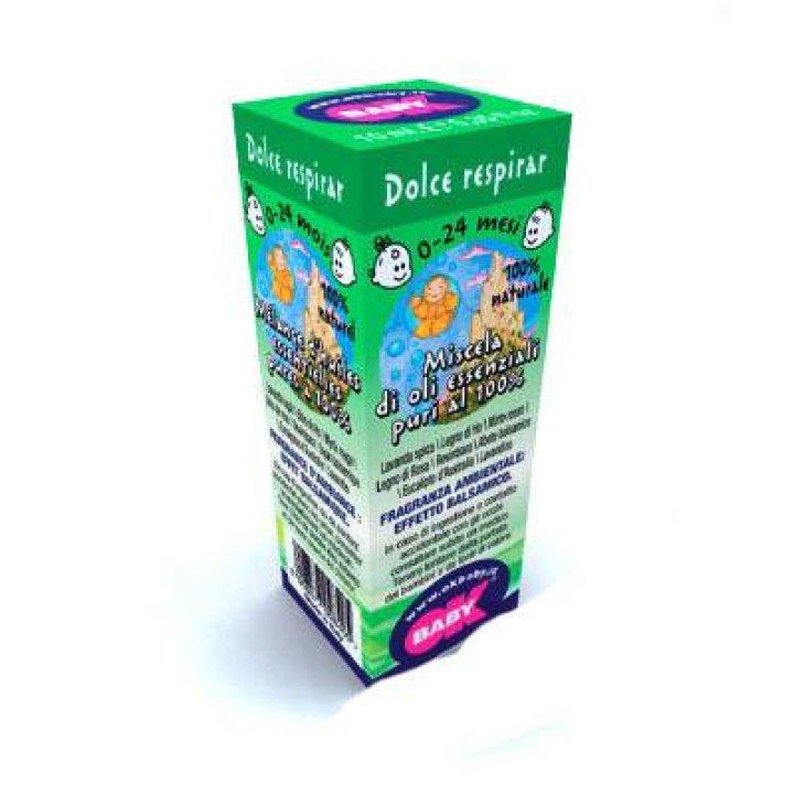 Масло для аромалампы OK Baby Dolce Respirar для 0-2 лет
