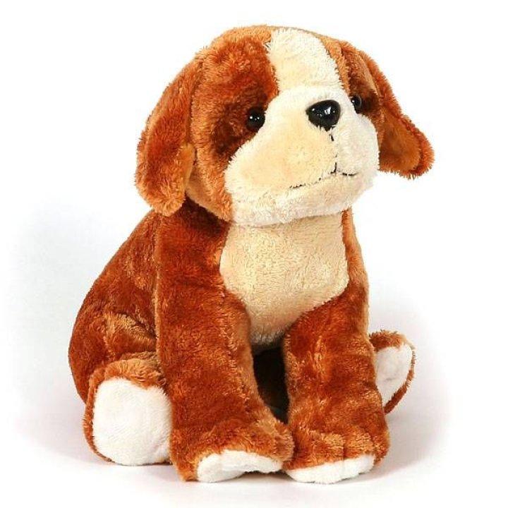 Детская игрушка Heitmann Felle Собачка 27 см