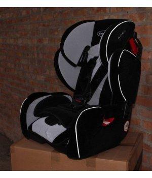 Автокресло Baby Safe Sport Premium серый/велюр